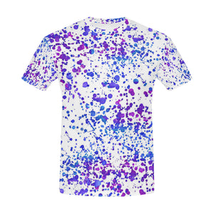 Yolo Men's All Over Print T-shirt (USA Size) (Model T40)