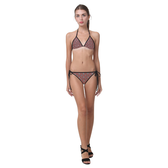 Ajrak Bikini Swimsuit (Model S01)