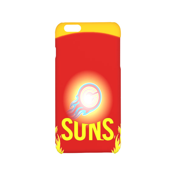 GC SUNS Hard Case for iPhone 6/6S Plus