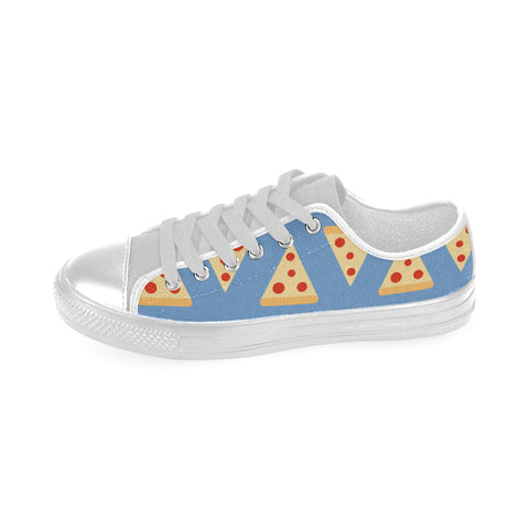 Abstract Art Aquila Canvas Kid's Shoes (Model018)