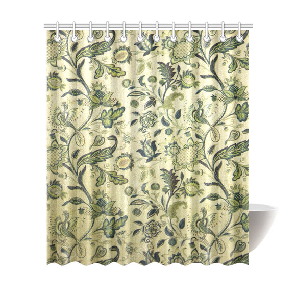 Home Vintage Shower Curtain 72