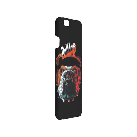 Western Bulldogs iPhone 6/6s Hard Case