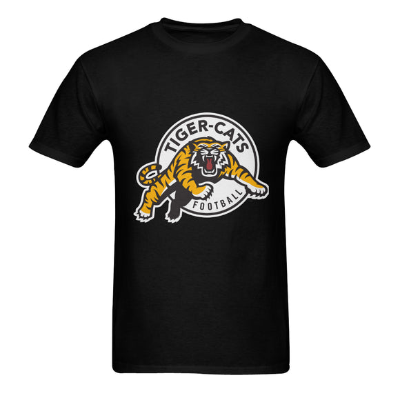 Hamilton Tiger-Cats Classic Men's T-shirt (Model T06)