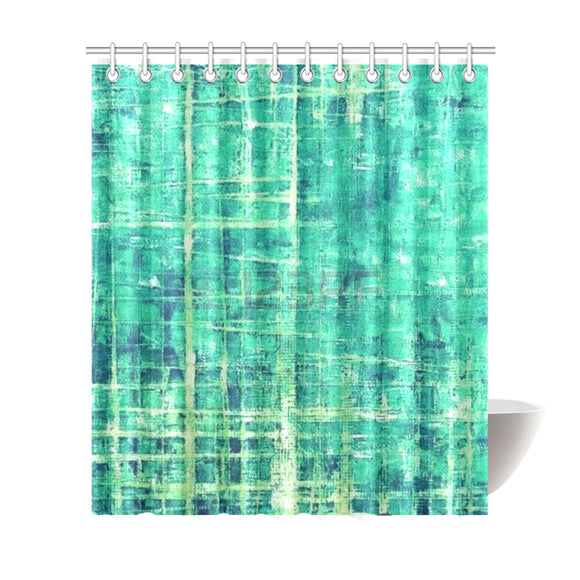 Home Texture Shower Curtain 72