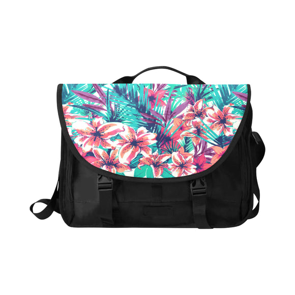 Floral Laptop Bag (Model1617)