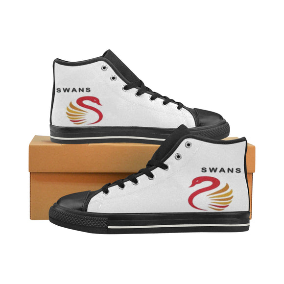 Sydney Swans Women's High Top Shoes (D411198)