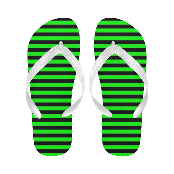Stripes Flip Flops (For both Men and Women) (Model040)
