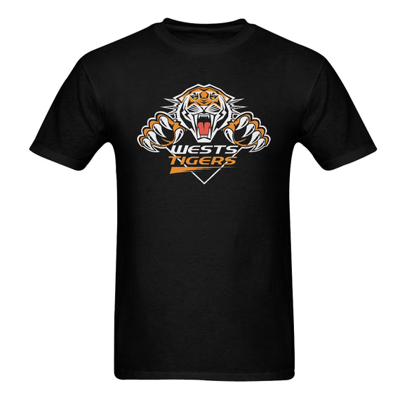 Tigers Classic Men's T-shirt (Model T06)