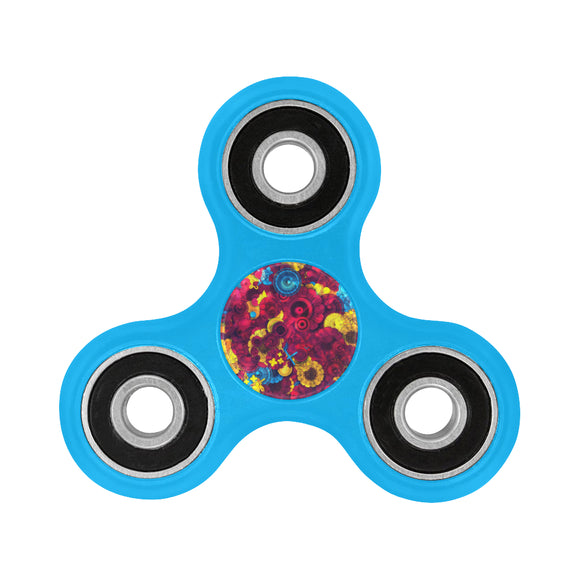 Abstract Fidget Spinner