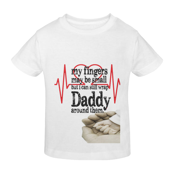 Dad Classic Youth T-shirt (Model T04)