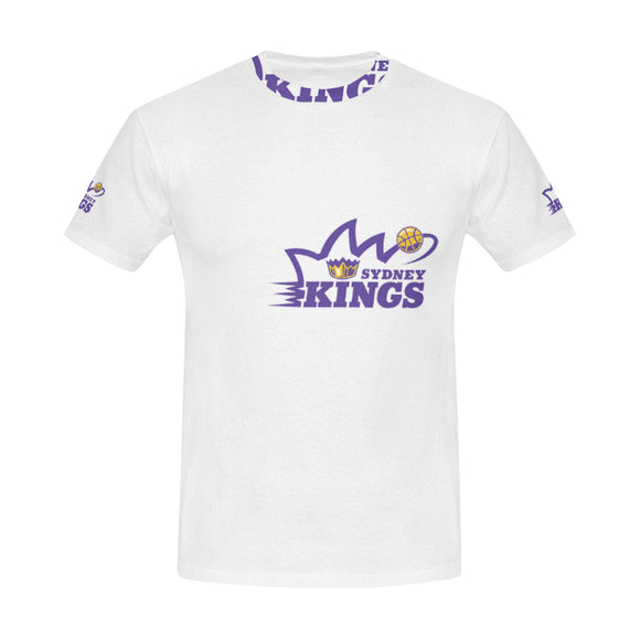 Sydney Kings Men's All Over Print T-shirt (USA Size) (Model T40)