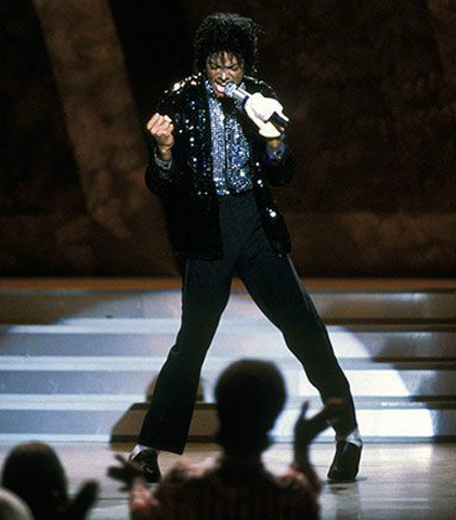 Michael Jackson performing Billie Jean at Motown (1983)