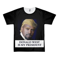 Donald West is My President T Shirt