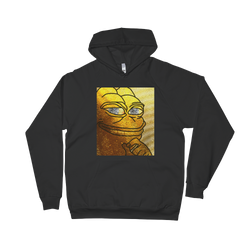 Golden (Rare) Pepe Limited Edition Sweatshirt