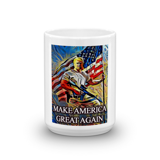 Make America Great Again HIGH ENERGY Mug!