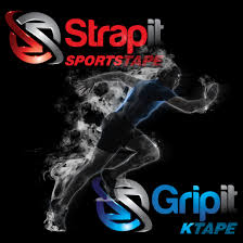 Strapit Sports Strapping Tape