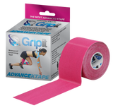 Gripit ADVANCE KTAPE - Waterproof Kinesiology Tape
