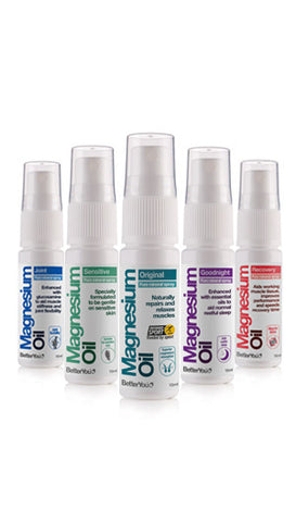 BetterYou™ 15ml MagnesiumOil Travel Size Spray
