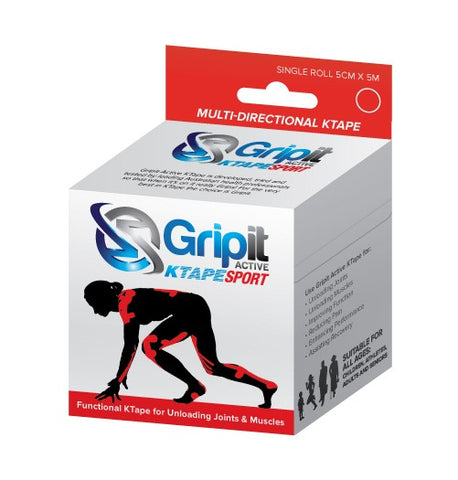 Gripit Active Tape Functional Tape KTape