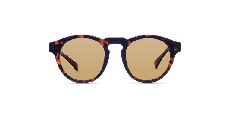 Lola - Brown Tortoise - Polarised - TSun Optica - Sunglasses