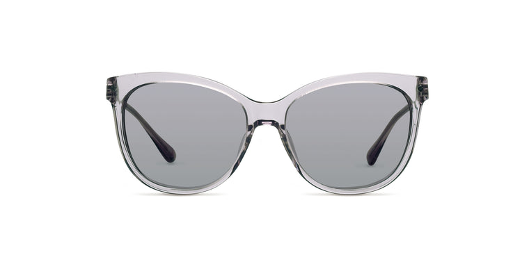 Nicole - Crystal Grey - TSun Optica - Sunglasses