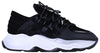 LOW-TOP BNJ PHOENIX RUNNER BLACK REFLECTIVE CAMOUFLAGE-MATT NAPPA