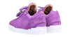 Women's Low-Top GRAPE PURPLE COBRA CUT
