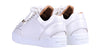 Women's Low-Top Off White Washed Patent