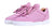 Women's Low-Top LIGHT PINK COBRA CUT