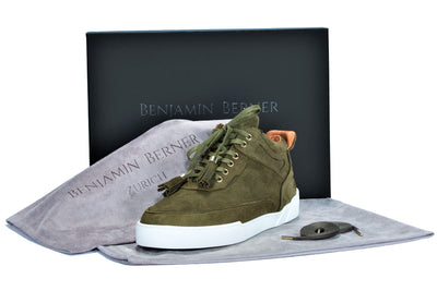 Mid-Top MILITARY GREEN
