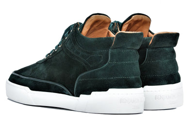 Mid-Top PINE GREEN