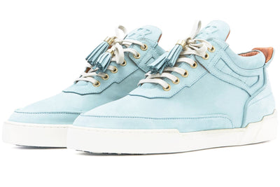 Mid-Top PALE TURQUOISE