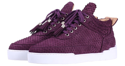 Women's Mid-Top BLACKBERRY COBRA CUT