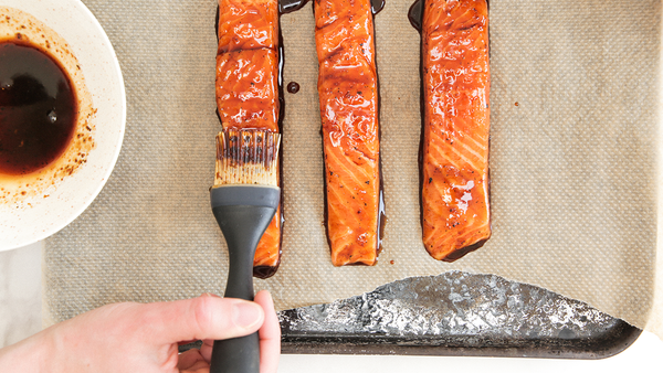 batch cook miso salmon