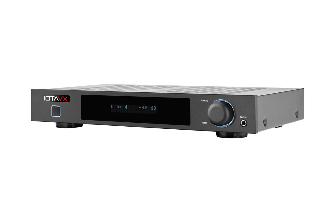 IOTAVX SA3 AUDIOPHILE INTEGRATED STEREO AMPLIFIER