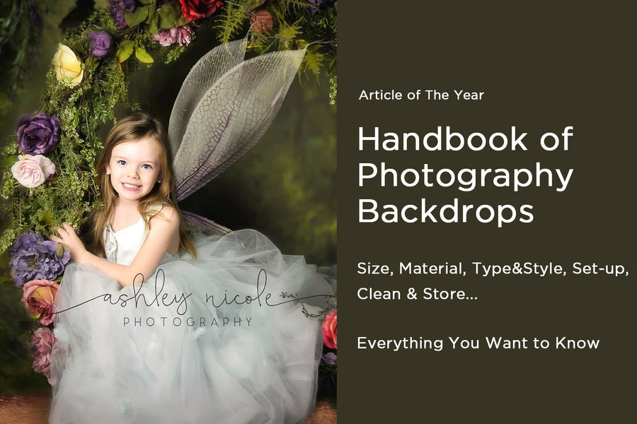 Handbook of Photography Backdrop