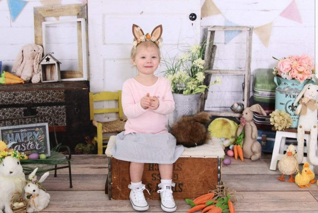 Katebackdrop£ºKate Easter Door Backdrops Designed by Arica Kirby