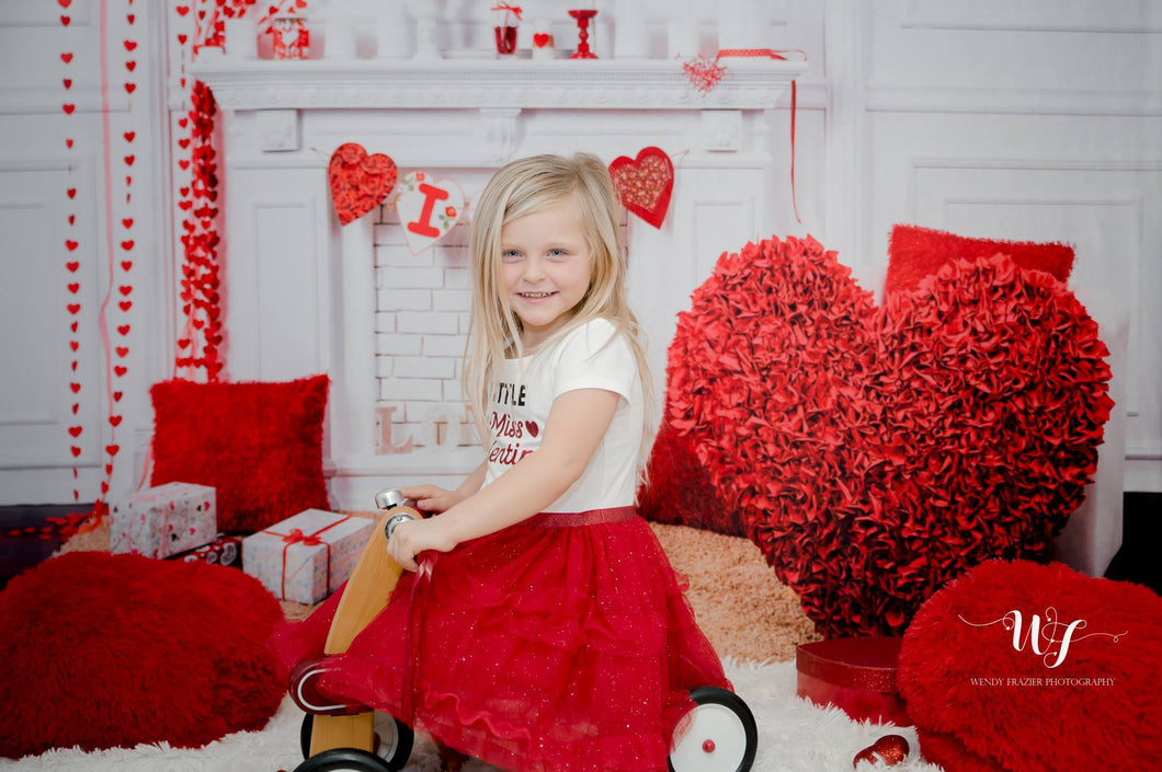 Kate Elegant Valentine's Day Backdrop for Photography