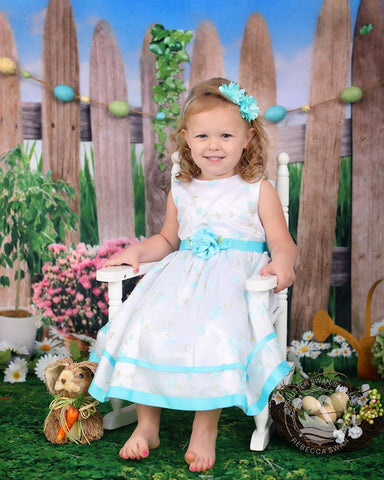 Kate Easter Backdrop Scenery Spring Farm Background