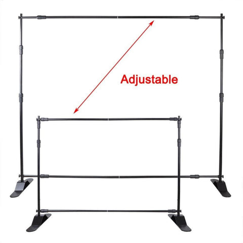 Kate Equipment Framework Telescopic Stand Adjustable Photographic Backdrop Display Stand