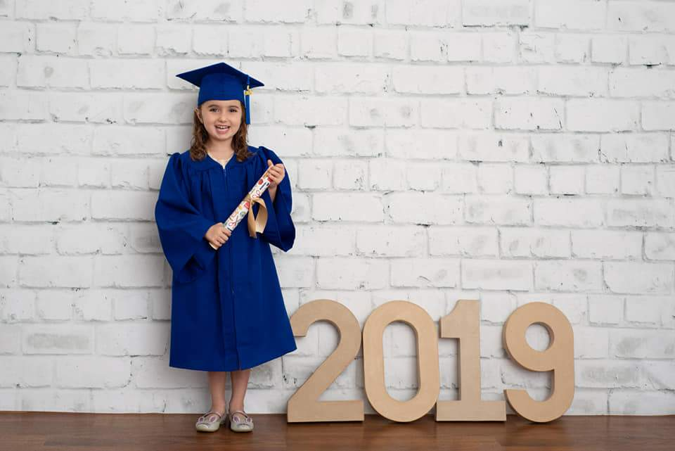 Load image into Gallery viewer, Katebackdrop£ºKate Gray White Brick Wall Graduation Backdrop Studio