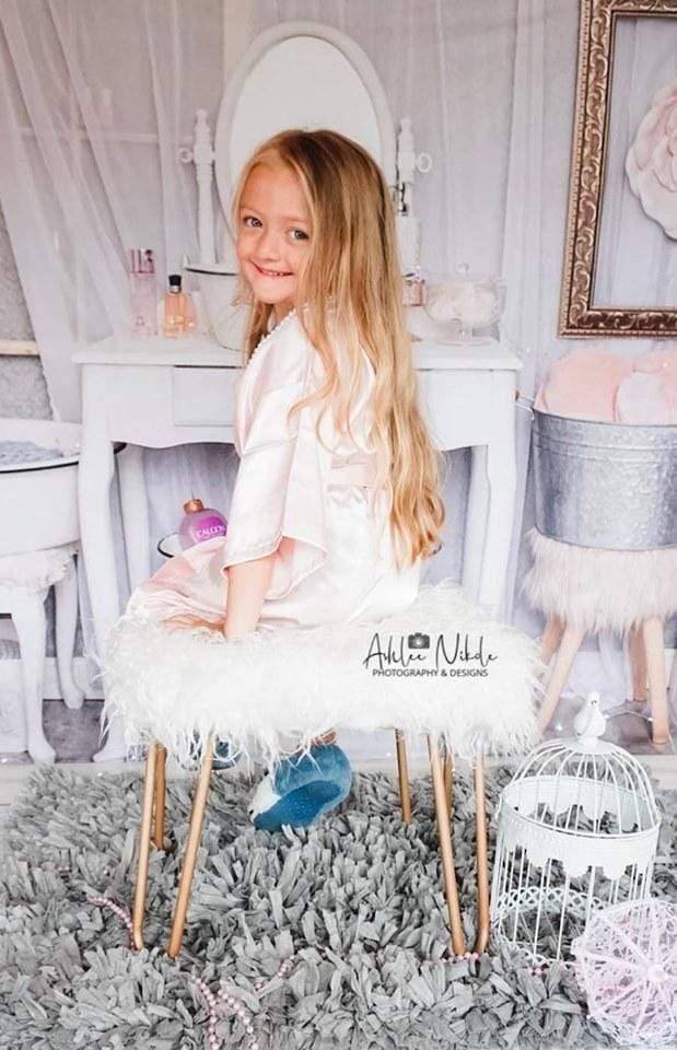Load image into Gallery viewer, Katebackdrop£ºKate Powder Room Children Backdrop for Photography Designed by Erin Larkins