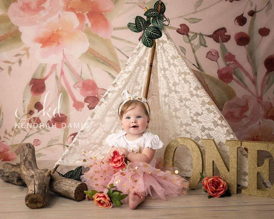Load image into Gallery viewer, Katebackdrop£ºKate Redberry Flower Backdrop for Photography Designed By Leann West