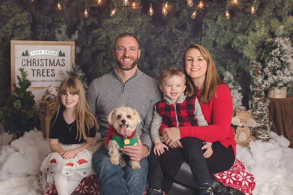 Load image into Gallery viewer, Katebackdrop£ºKate Christmas Trees Farm Snow Backdrop for Photography Designed by Jenna Onyia