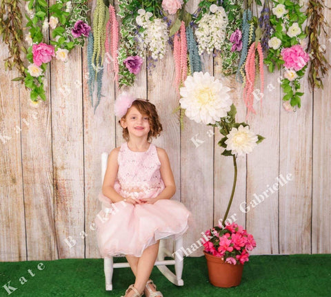 Kate Light Color Wood Photography Backdrop Background For Pictures