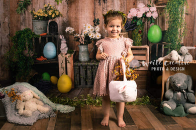 Katebackdrop:Kate Spring Easter Backdrop Designed by Jia Chan Photography