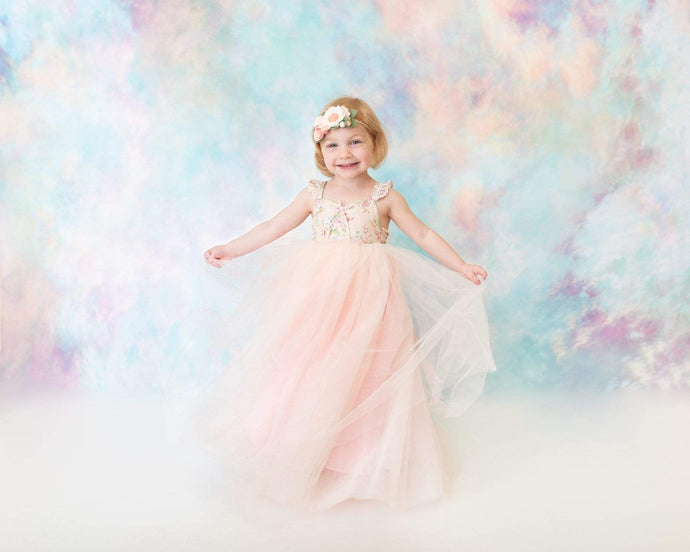 Katebackdrop£ºKate Pastel Smoke Cotton Candy Backdrop Designed By Pine Park Collection