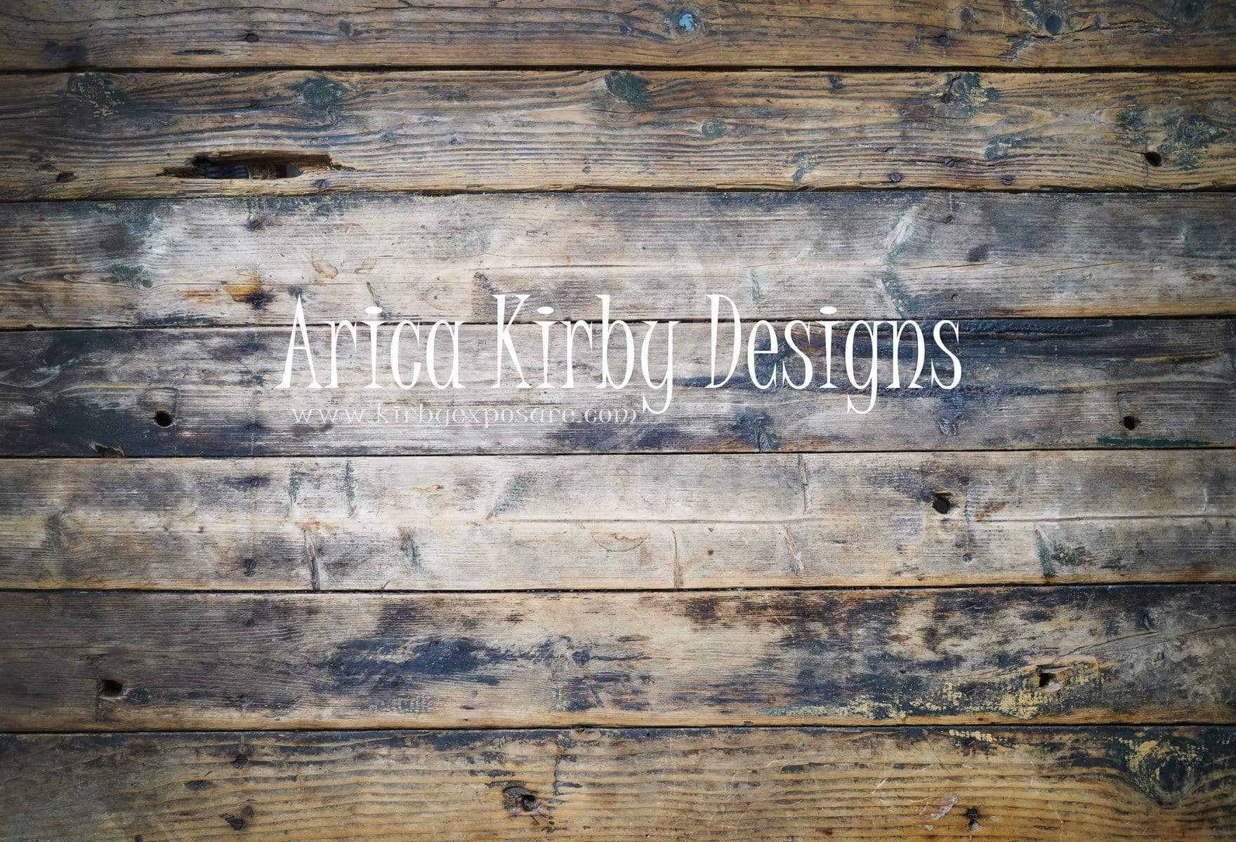Load image into Gallery viewer, Katebackdrop:Kate Burnt Wood Planking Backdrops Designed by Arica Kirby