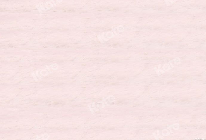 Kate Light Pink Computer Printed Rubber Floor Mat