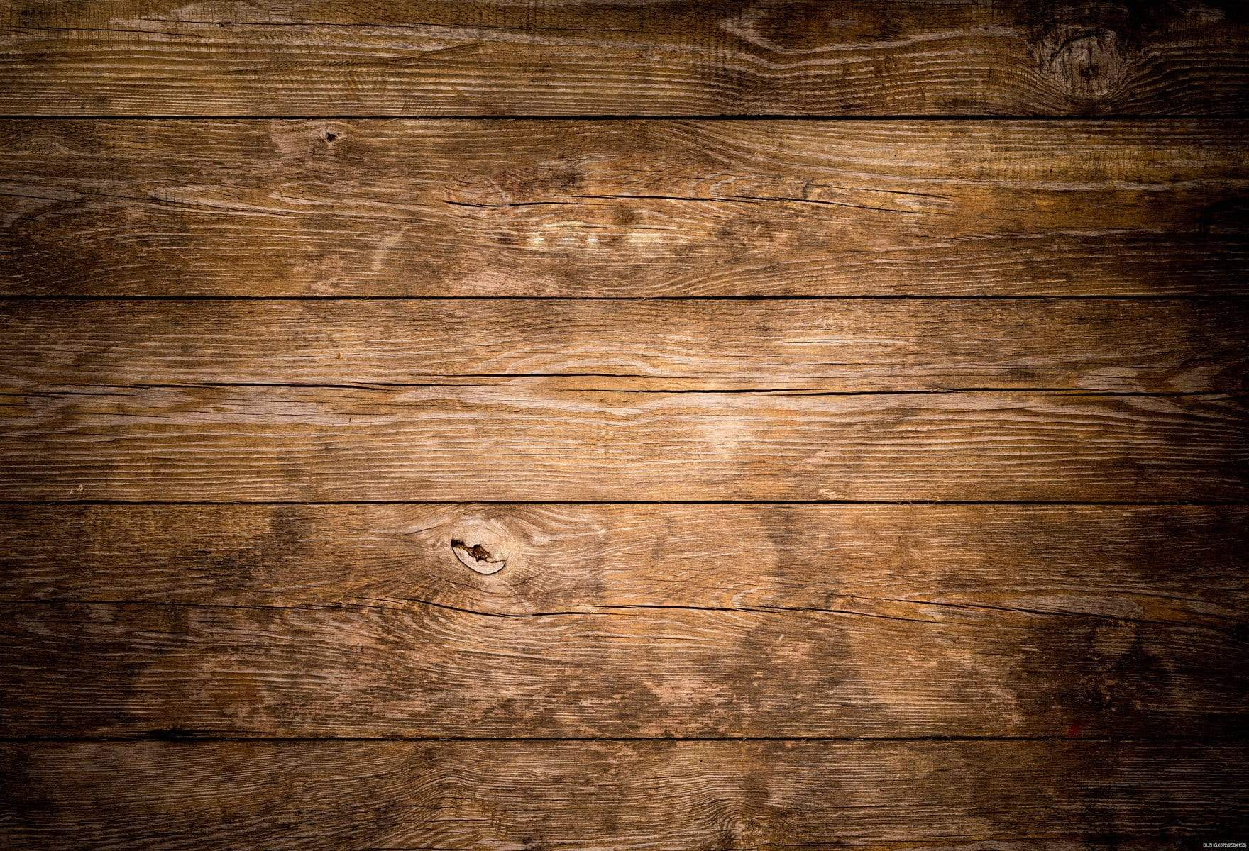 Load image into Gallery viewer, Katebackdrop¡êoKate Dark Brown Wood Floor Computer Printed Rubber Floor Mat